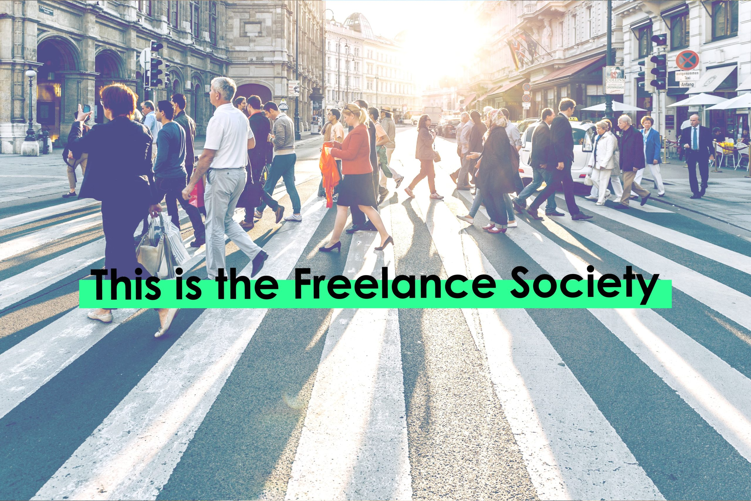 This is the Freelance Society