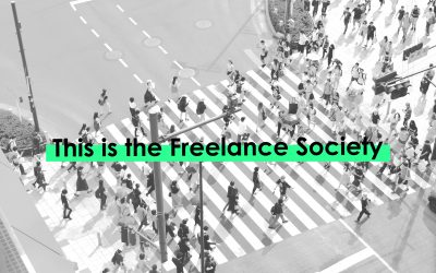 Freelance is the new black